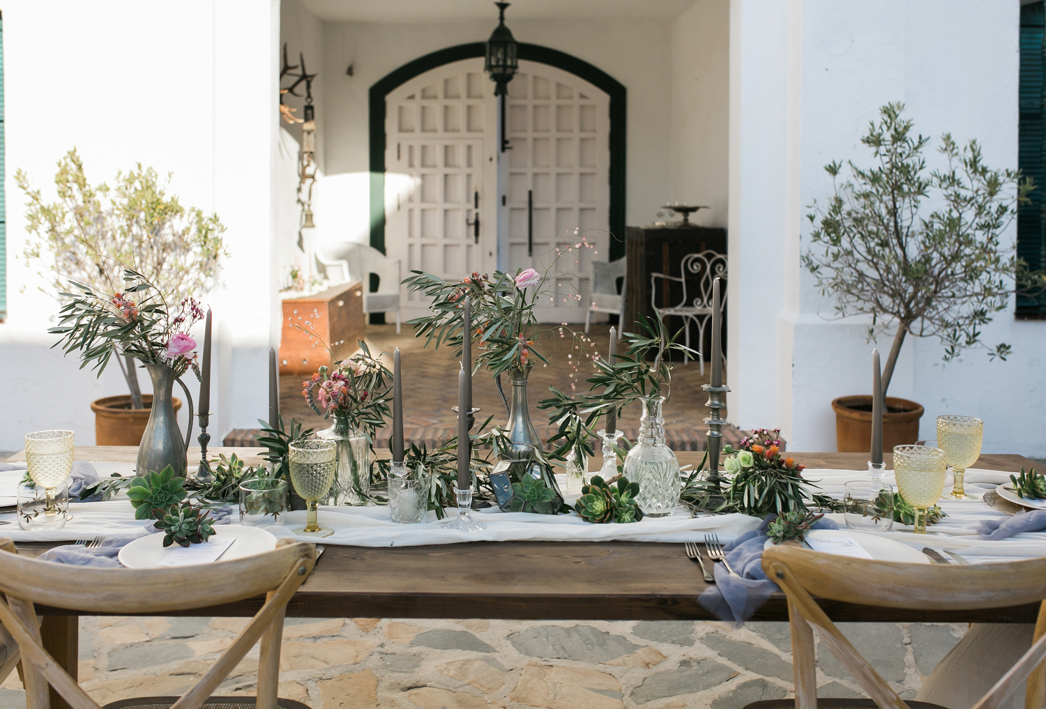 Styled Shoot in Casares