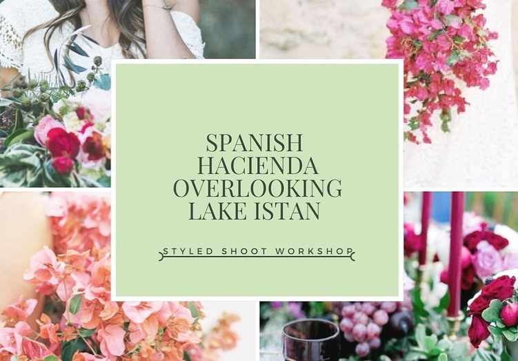 The Andalucian Lake Workshop Update